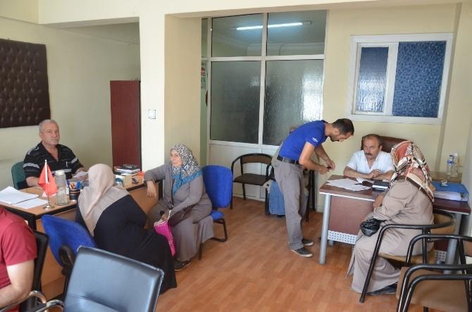 250 Lira Taksitle Ev Sahibi Olmak İsteyen Emeklilerden Yoğun İlgi