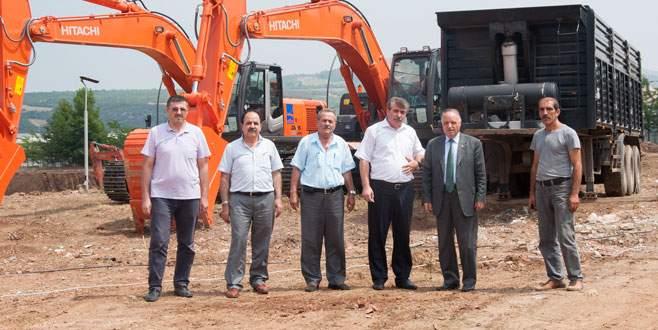 Sanayi sitesi 2 yıl içinde tamamlanacak