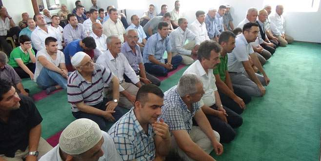 25 yıldır ezan okunmayan köyde cami sevinci