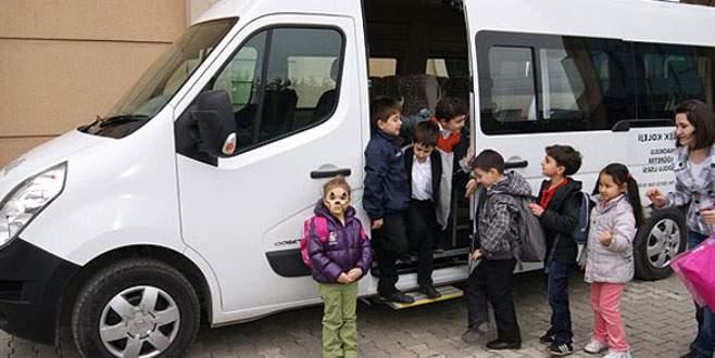 Bursa'da servis ücretleri zamlandı