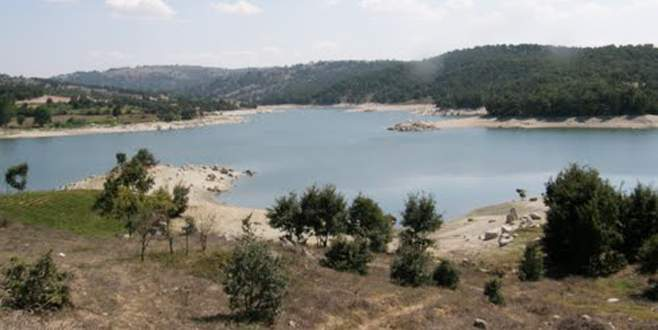 Baraj gölü avlak sahası kiraya verilecek