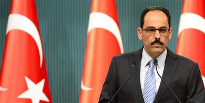 'PKK'nın bu oyununa gelinmemeli'