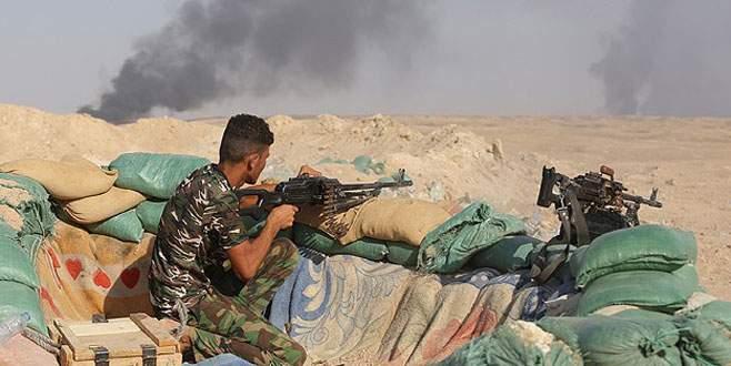 27 DAEŞ militanı öldürüldü