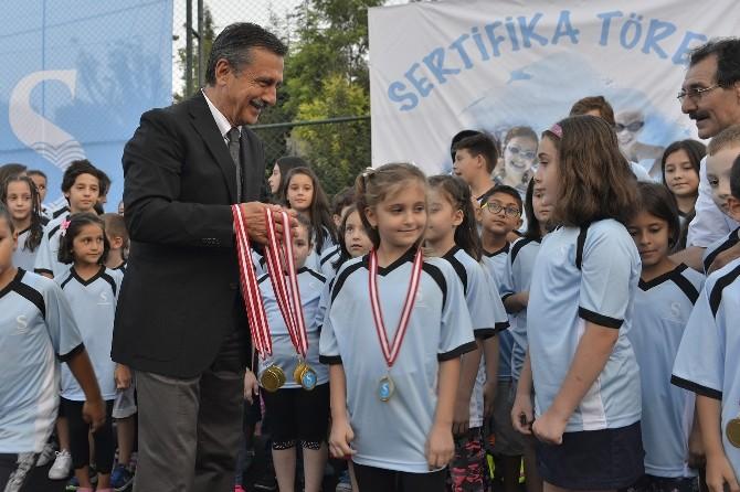 Tepebaşı Belediyesi Su Sporları Kapanış Töreni Düzenlendi