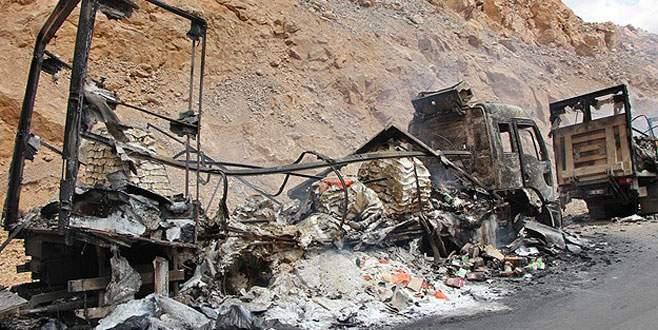 PKK, askeri birliğe ateş açtı
