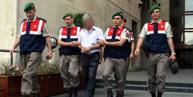 Serbest kalan maganda tutuklandı