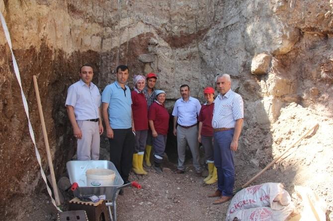 Kavak'ta Kültür Varlıkları Gün Yüzüne Çıkıyor