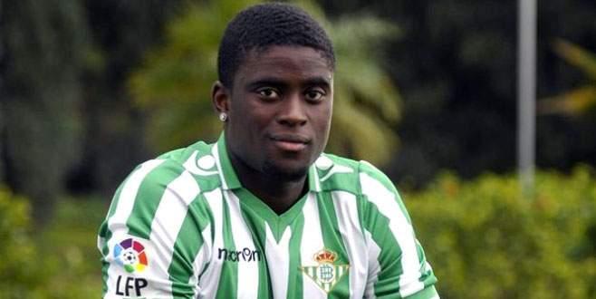 'Real Betis'te mutluyum'