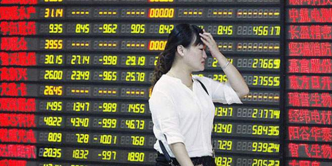 Piyasalara Çin bombası