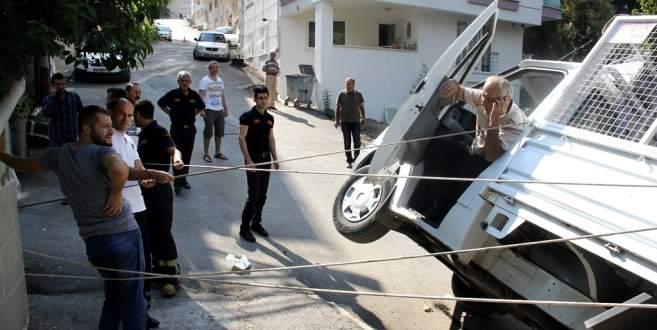 Bursa'da böyle kurtarma operasyonu görülmedi!