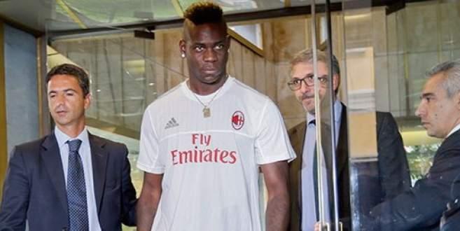 Balotelli yuvaya döndü