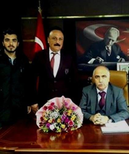 ASİMDER Giresun Temsilcisi Veziroğlu'ndan Vali Karahan'a Ziyaret