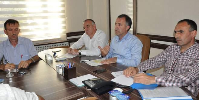 Hafriyat firmalarına belediyeden son uyarı