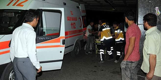 Korucuları taşıyan minibüs devrildi: 2 şehit 4 yaralı