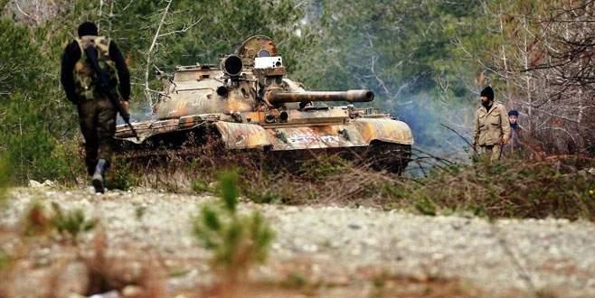 Ahrar'uş Şam düzenli ordu kuruyor
