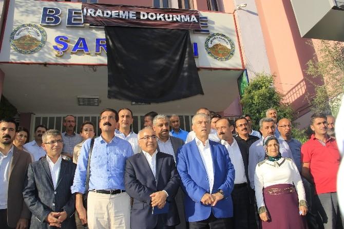 STK Genel Başkanları Heyeti, Hakkari'de Açıklamalarda Bulundu