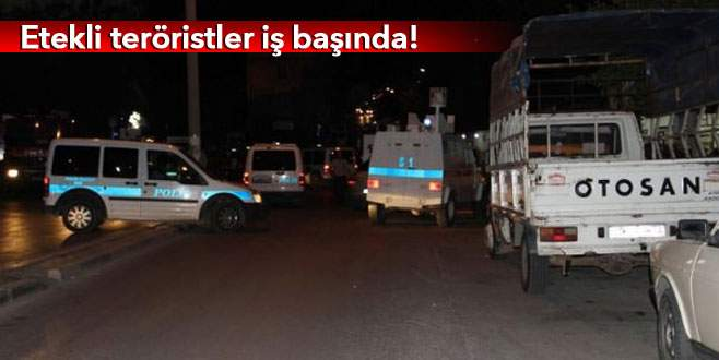 Polis merkezine silahlı saldırı!