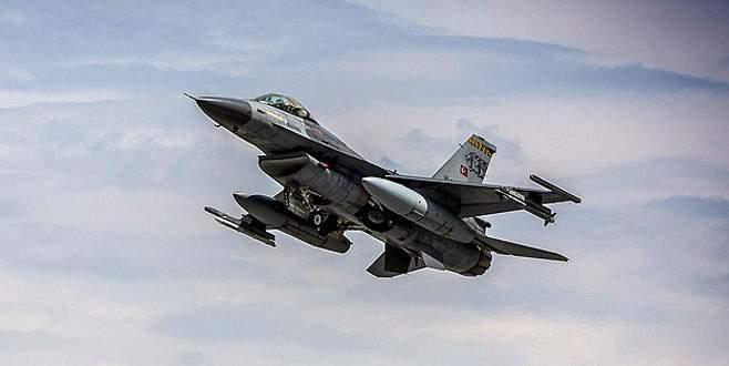 PKK'ya ağır darbe! 22 hedef vuruldu