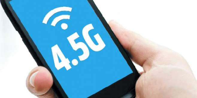 Telefonunuz 4.5G uyumlu mu?