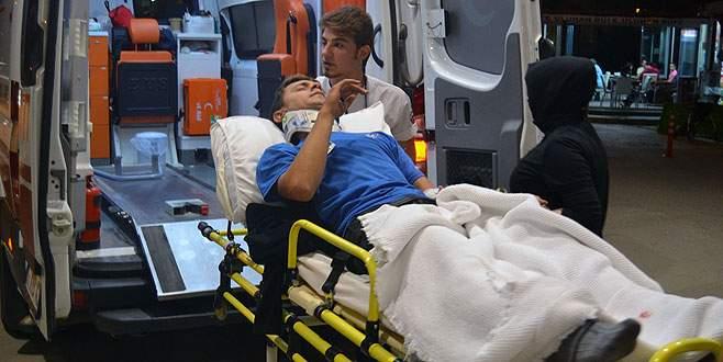 Bursa'da 3 ayrı kaza… 5 yaralı
