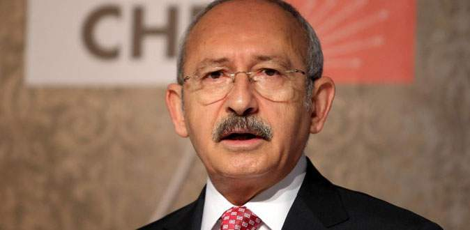 Kılıçdaroğlu: O danışmanın işine son verildi
