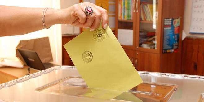 Oy kullanacaklar dikkat! O süre uzatıldı