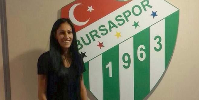 Bahar Ekinci Bursaspor'da