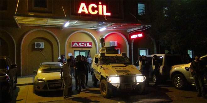 Şanlıurfa ve Tunceli'de saldırı: 3 polis şehit