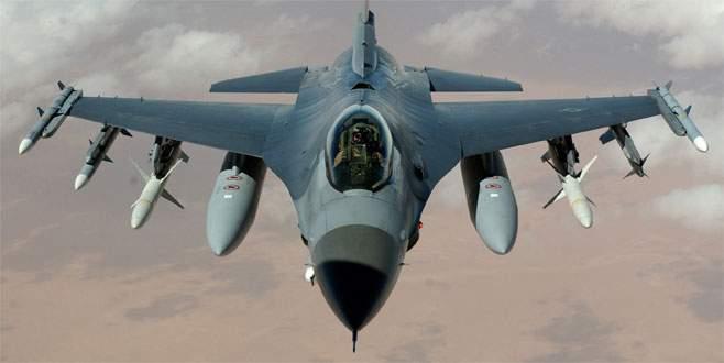 Jetlerimize Suriye'den taciz!