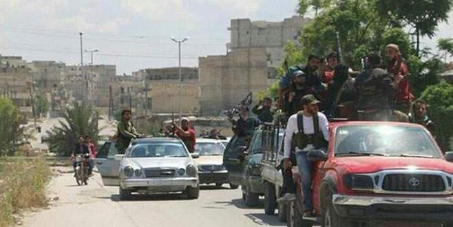 El Nusra'dan havaalanına saldırı