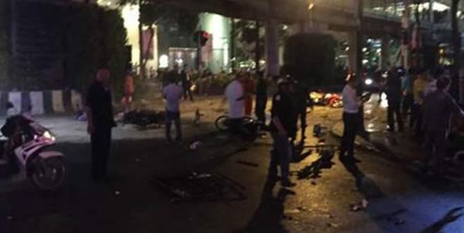 Tayland'taki bombalamada terör bağlantısı çıkmadı