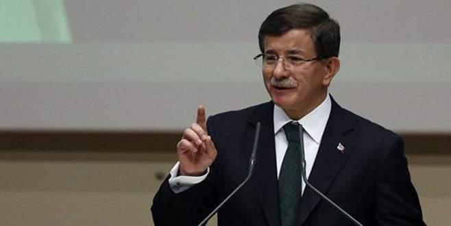 Davutoğlu'dan operasyon açıklaması