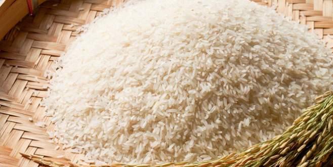 Pirinç tok tutuyor