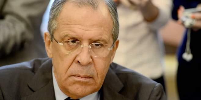 Lavrov, Suriyeli heyetle görüştü