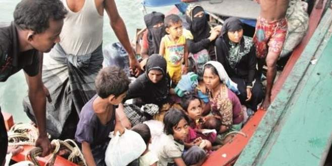 Akdeniz'de göçmen teknesi battı