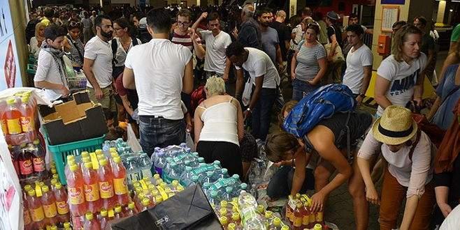 Avusturya polisi 'sığınmacı' alarmında