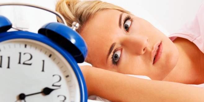 Uyku problemi yaşayanlar dikkat!