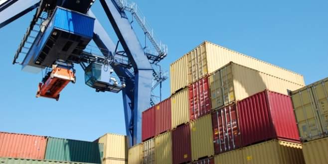 8 aylık ihracat 95 milyar dolar