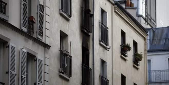 Paris'te apatmanda yangın çıktı: 8 ölü