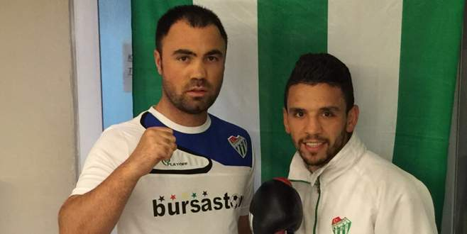 Bursaspor'dan boks atağı!