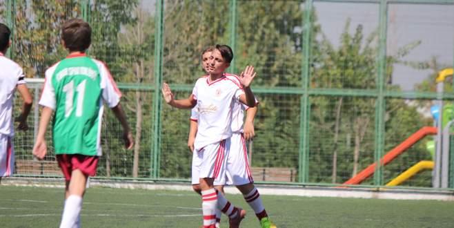 Tuna'dan gol şov: 8-1