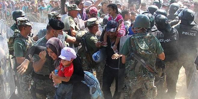 Göçmen krizine 'güçlü yanıt' çağrısı