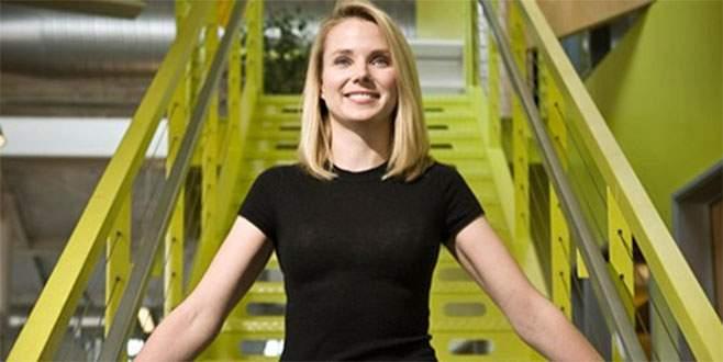 Yahoo'nun CEO'su Mayer ikizlere hamile