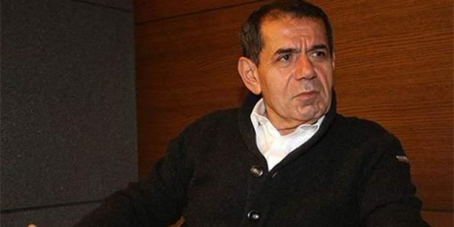 Ahmet Çakar'dan Dursun Özbek'e ağır sözler