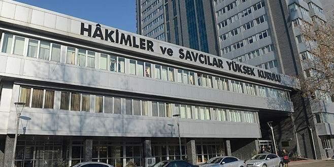 HSYK'dan firari savcılar için karar