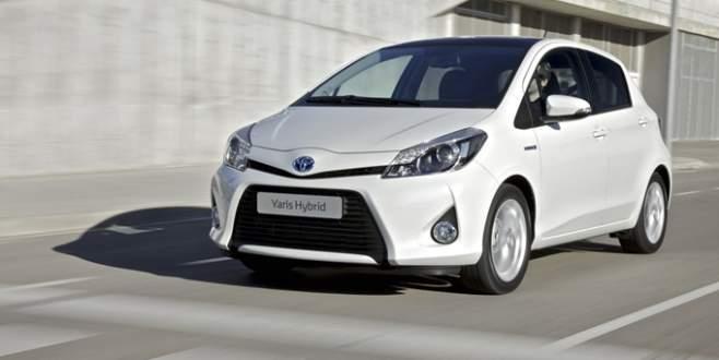 Toyota 'hibrit'te rekor kırdı