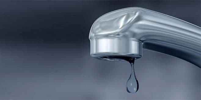 Bursa'da kayıp kaçak su oranı belli oldu