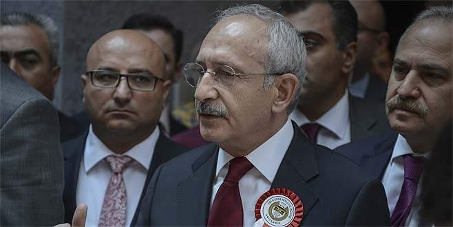 Kılıçdaroğlu: Konuşmak bile doğru değil
