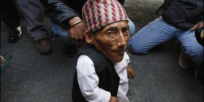Dünyanın en kısa adamı hayatını kaybetti