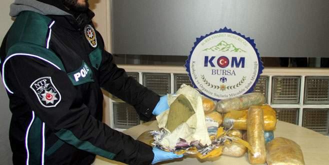 Uyuştucu operasyonu: 2 kişi tutuklandı